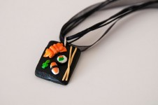 collier sushi